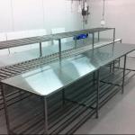 Industrial Orbost IGA butchery benchtop