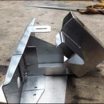 R & D protyping printhead bracket