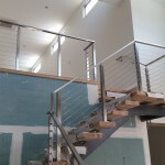 omestic handrails